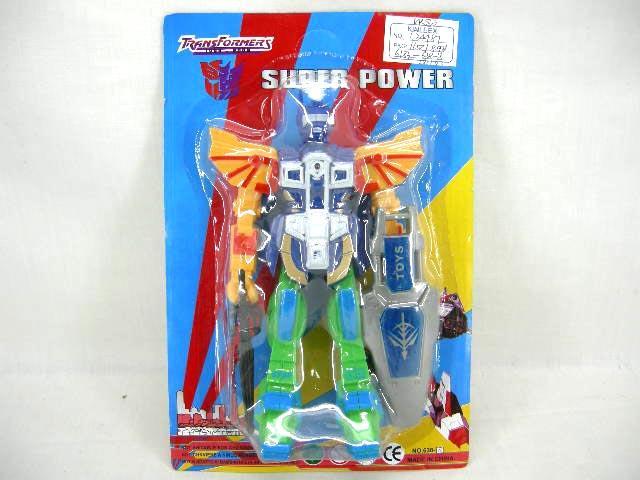 FLEXIBLE ROBOT