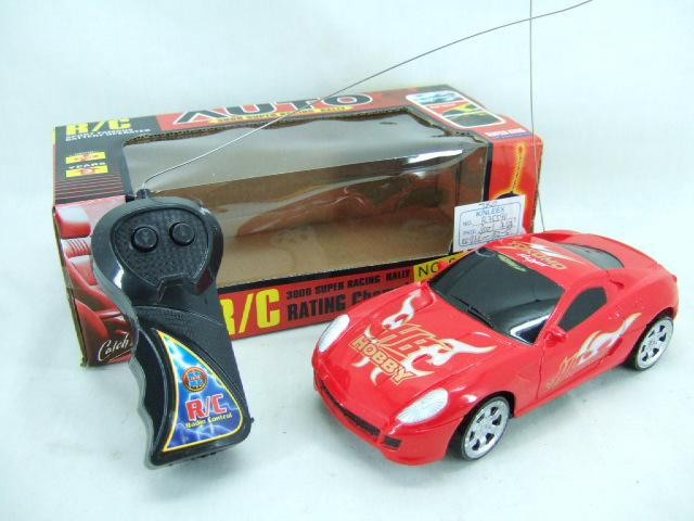 REMOTE CONTROL RACER