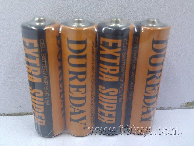 DUREDAY 5号电池