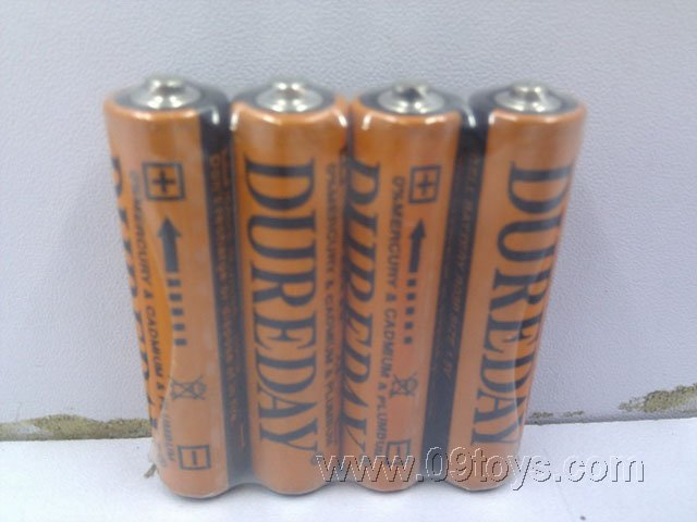 DUREDAY 7号电池