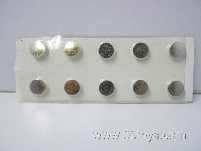 无汞环保电池AG10