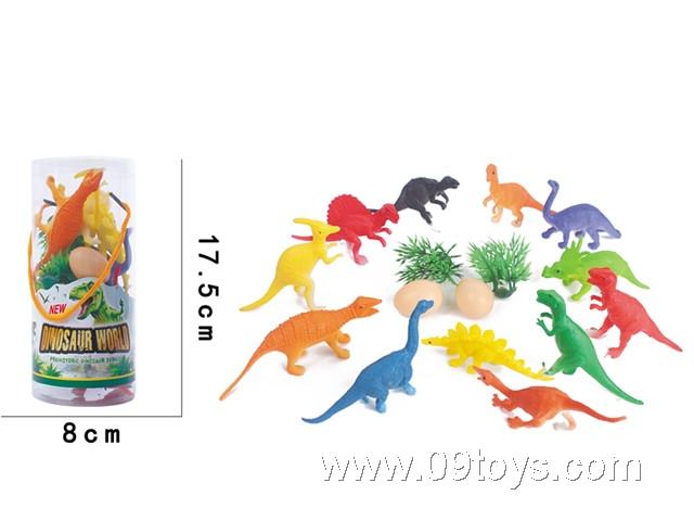 16款恐龙套装