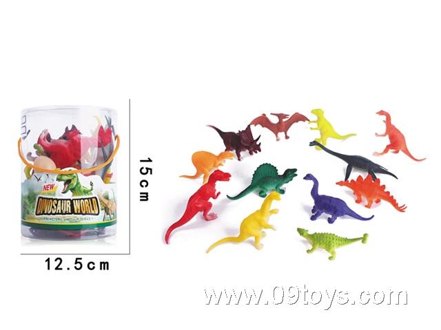 12款恐龙套装