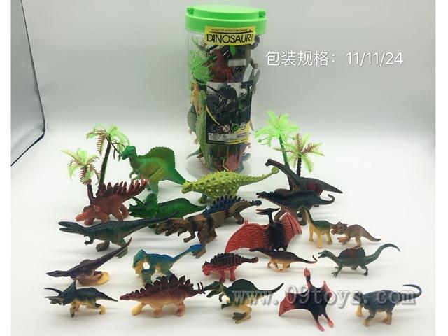 PVC恐龙