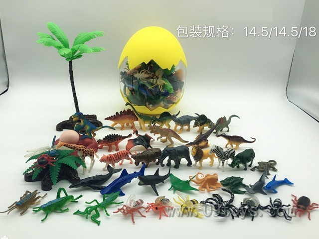 PVC动物