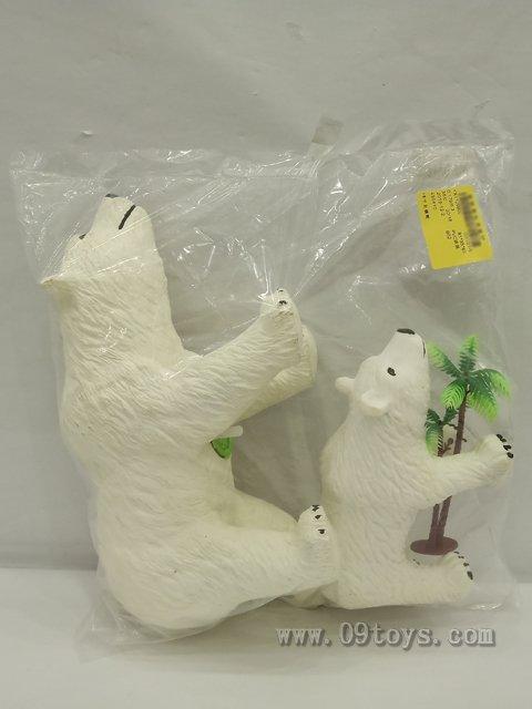15寸北极熊