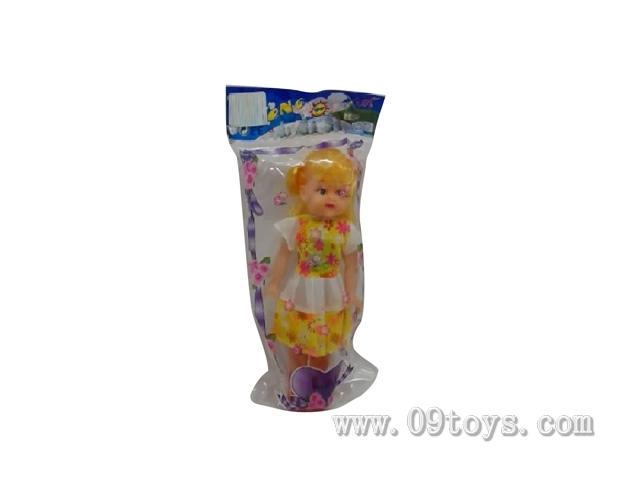 娃娃带土哨