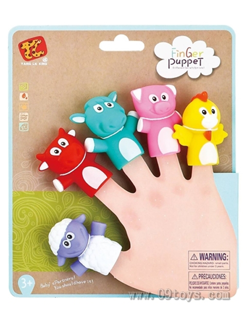 动物手指偶