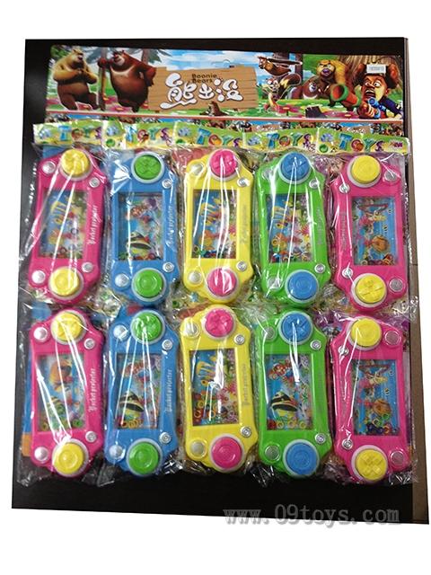 吊板10只游戏机水机