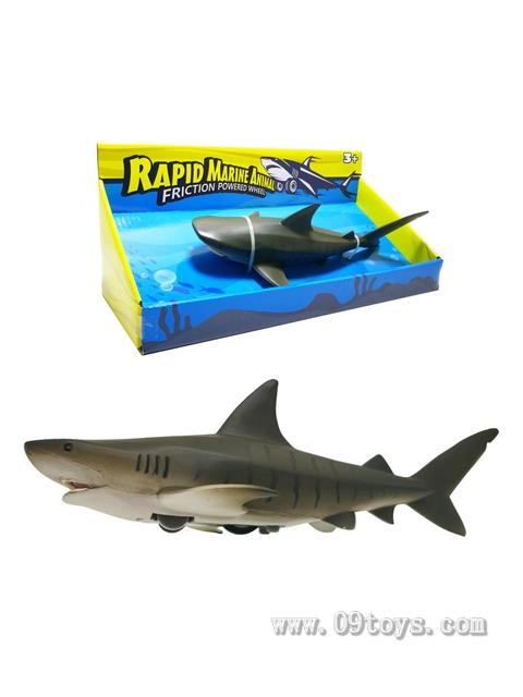 惯性极速海洋动物-虎鲨1