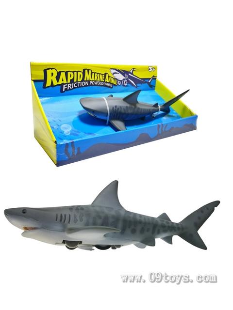 惯性极速海洋动物-虎鲨2