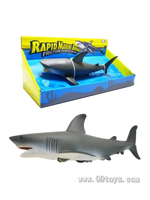 惯性极速海洋动物-灰鲭鲨
