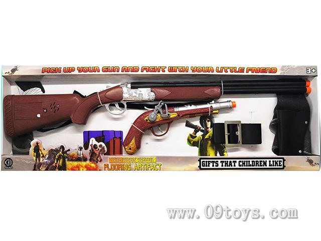 PUBG吃鸡 散弹枪套装 包电 2粒AA电池