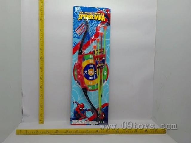 蜘蛛侠弓箭套装