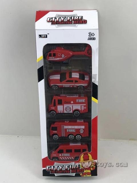 滑行消防车
