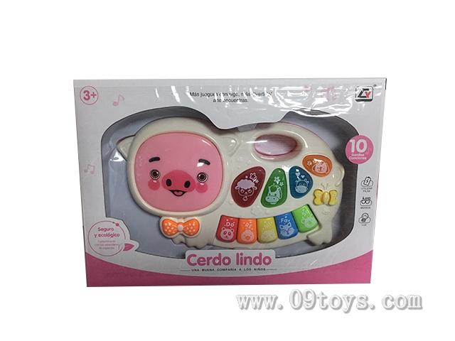 猪猪电子琴