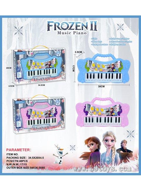 冰雪多功能手提琴