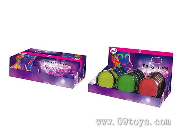 UV体彩盒12PCS