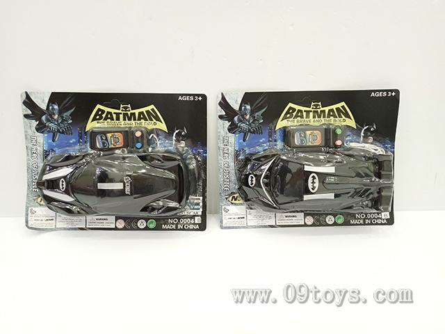 蝙蝠侠线控车