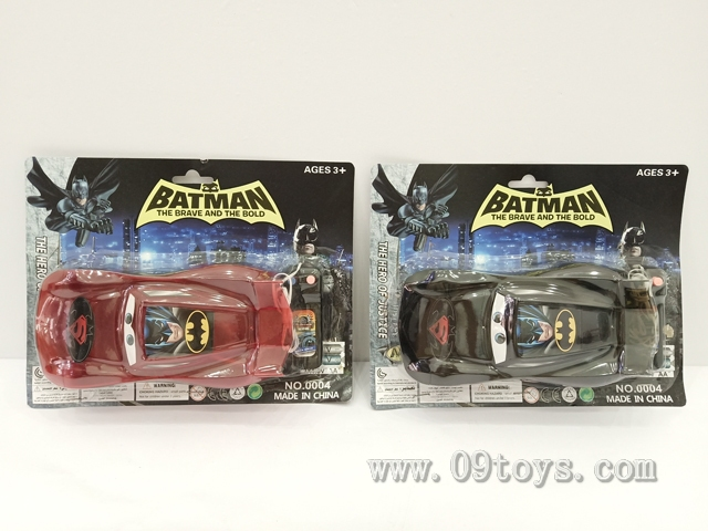 蝙蝠侠线控车带灯光
