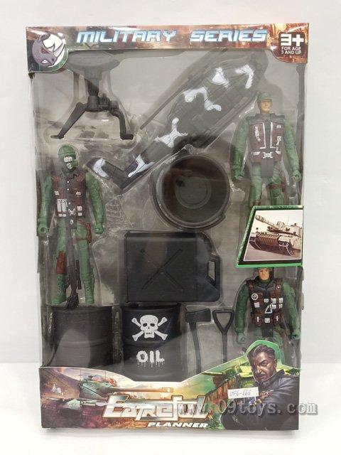 小竖盒绿中军大炮