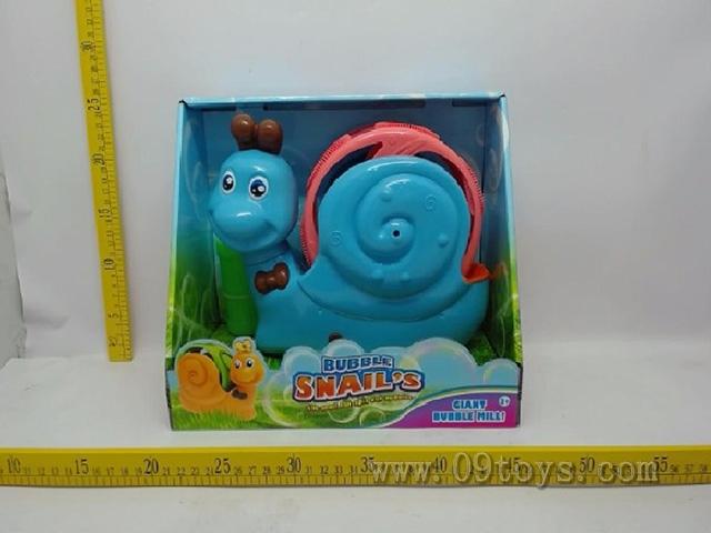 蜗牛泡泡机