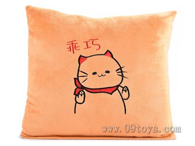 50cm*50cm                     毛绒抱枕