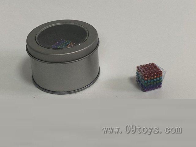 3MM巴克球七彩色(磁力球)