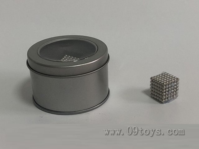 3MM巴克球银色(磁力球)