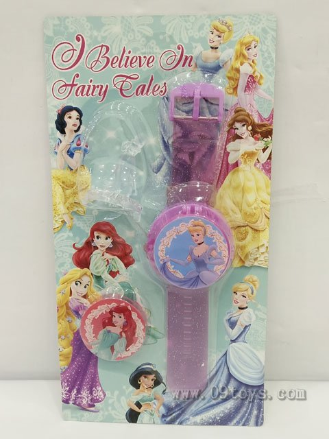 迪士尼公主手表