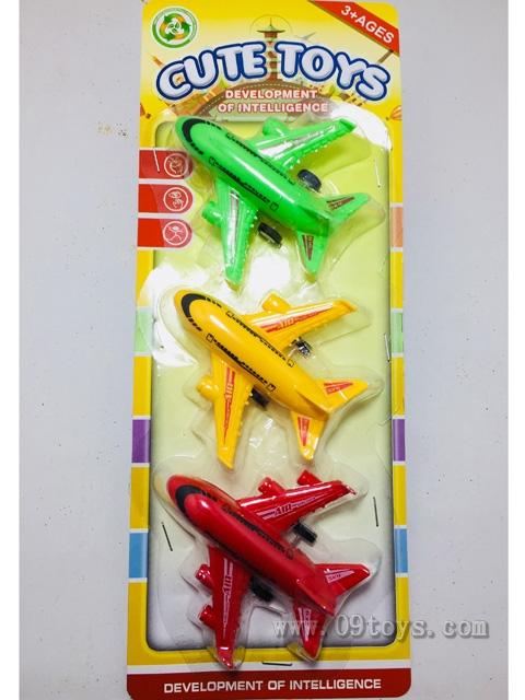3只回力飞机