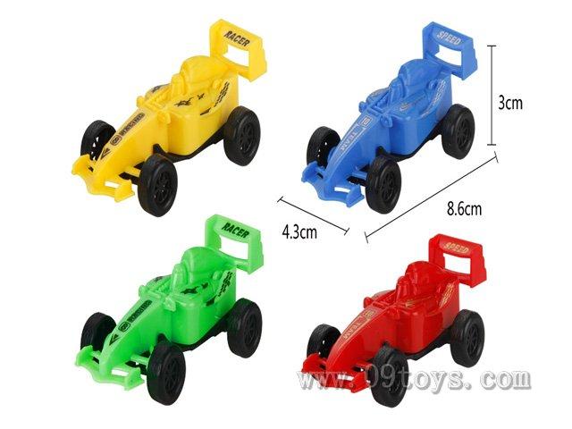 回力F1方程车4色