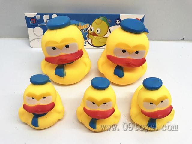 鸭子五只装