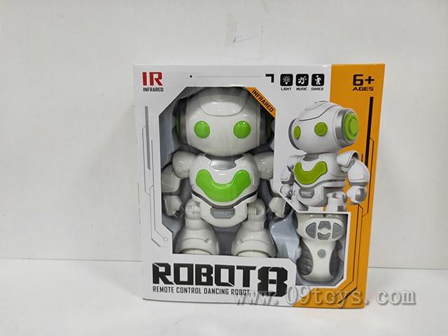 遥控跳舞机器人(不 包电)