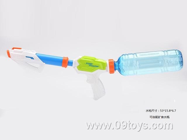 矿泉水含瓶水枪