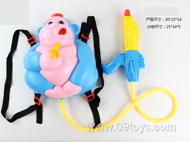 猩猩背包水枪