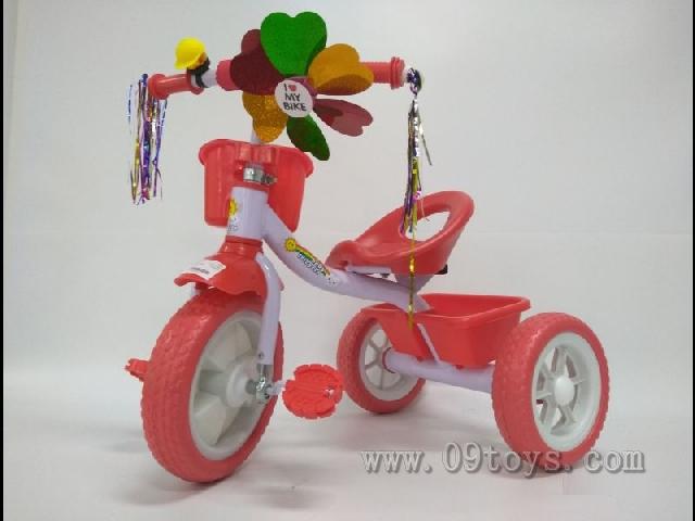 三轮自行车