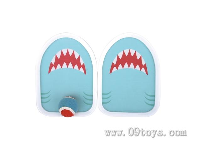 鲨鱼粘巴球