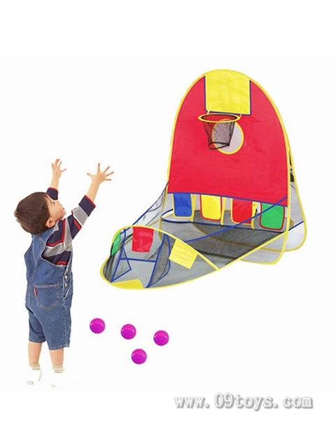 3合1投篮帐篷