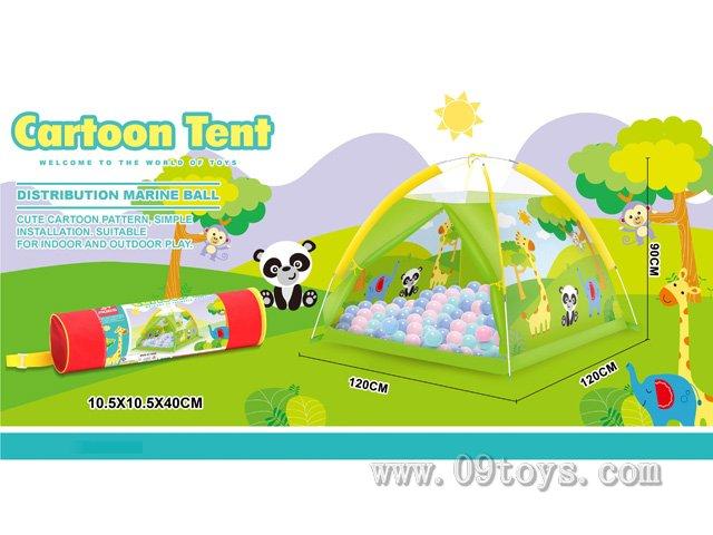 沙滩玩具长劲鹿帐篷