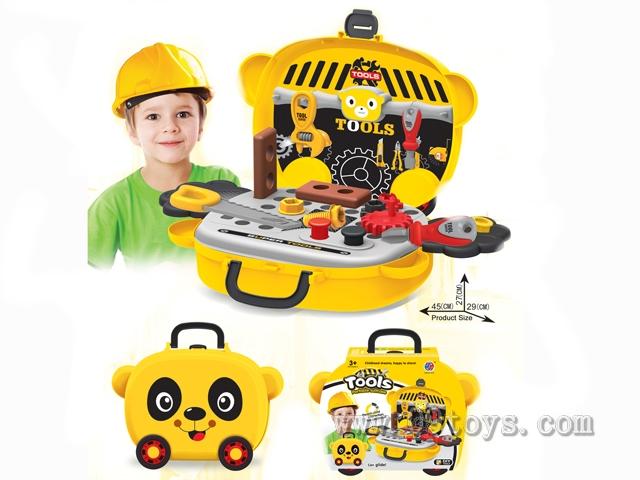 大熊猫工具手提盒