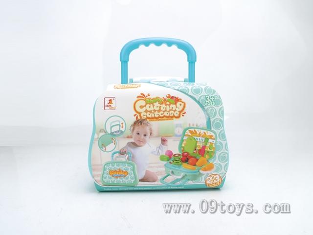 果蔬行李箱