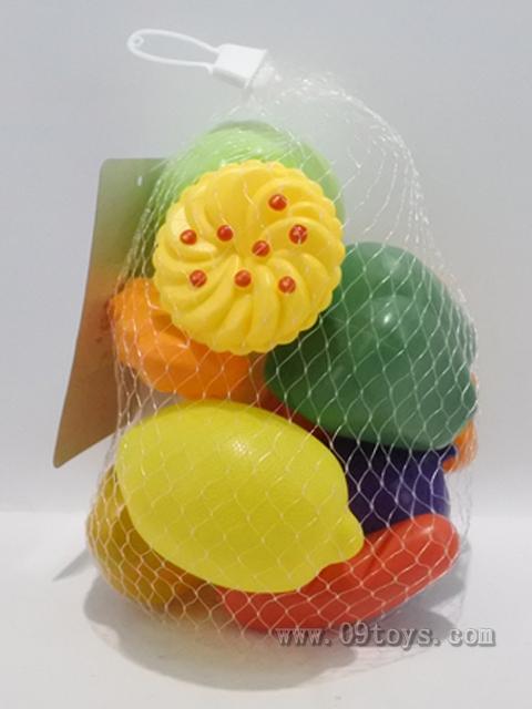 水果蔬菜甜点套装