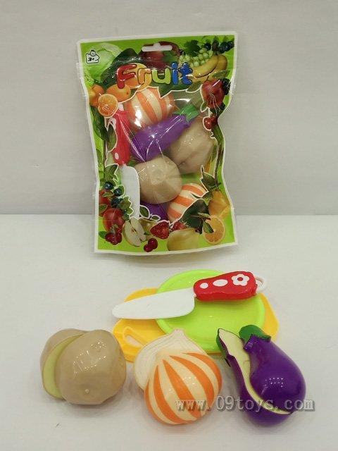 蔬菜系列6件装