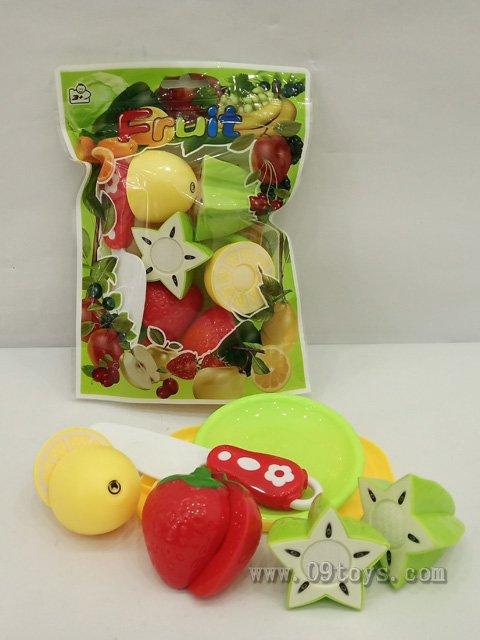 水果系列6件装