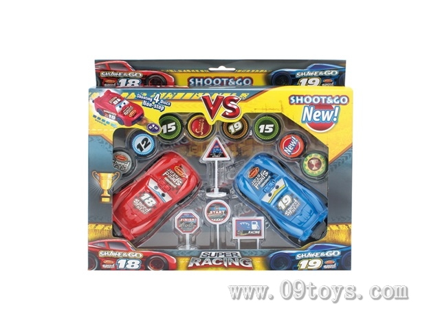 赛车发射器玩具(不侵权)