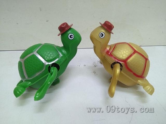 游泳乌龟两色混装