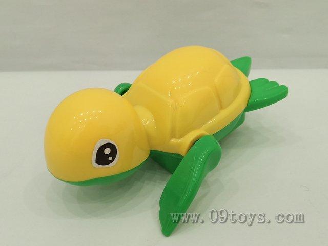 上链游水龟