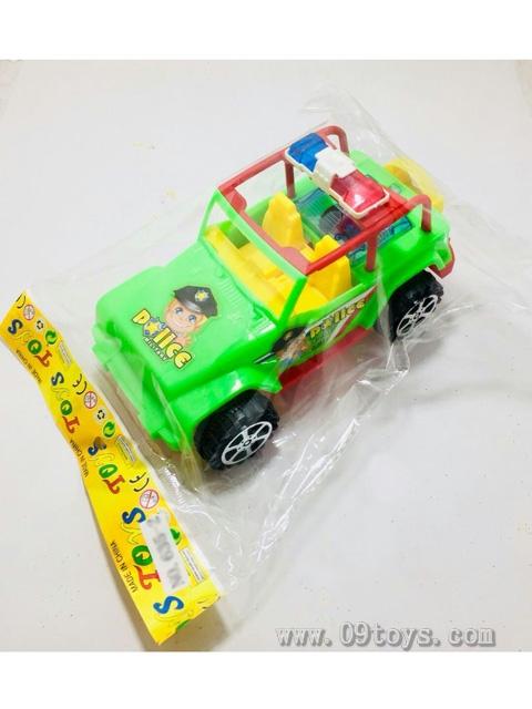 PULL LINE CAR