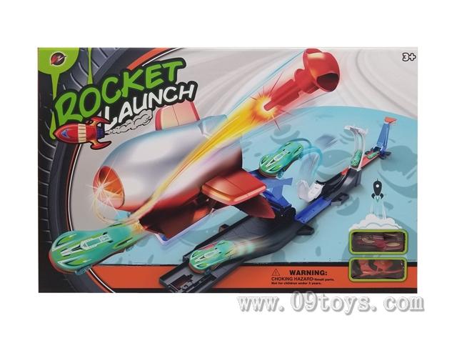 弹射火箭轨道